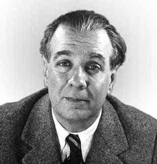 Jorge Luis Borges portrait