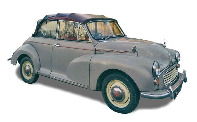 Morris Minor - Professional English Translation, Halifax Translation Services