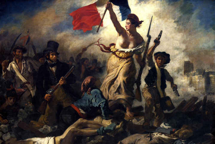 Storming of the Bastille - Halifax professional French translation services