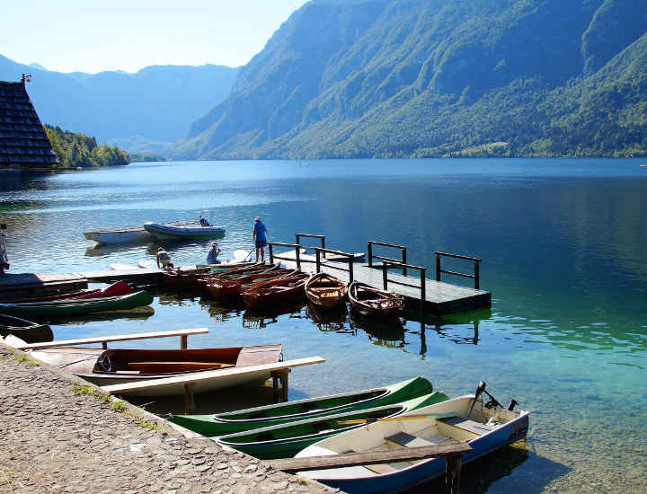 Lake Bohinj - Professional Slovenian translation - Halifax translation services