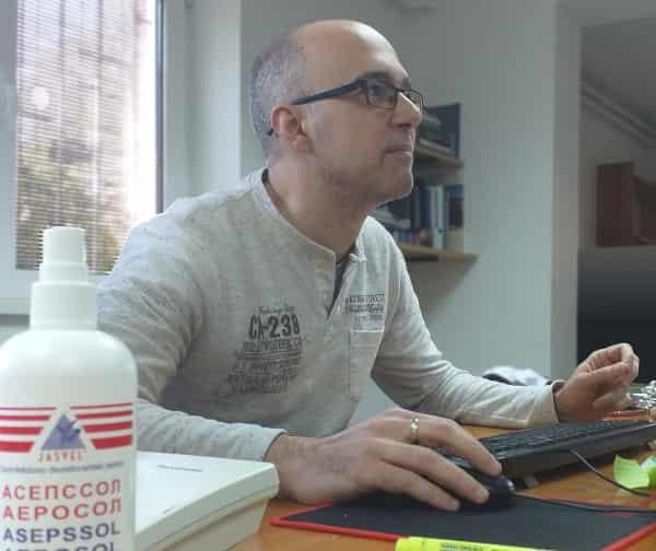 Work with us. Translation work Filip