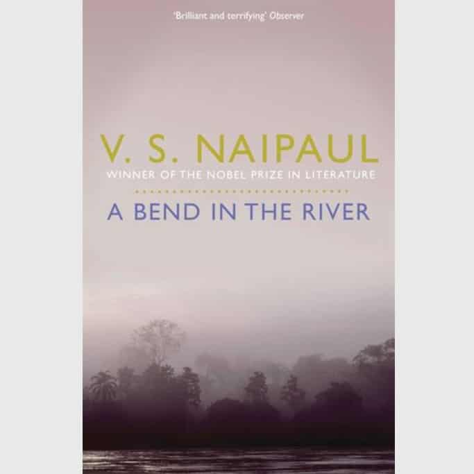 V.S. Naiplaul, A Bend in the River - Halifax Busienss Traslation